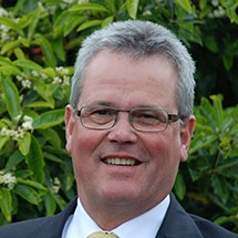 Councillor Clive Goldsworthy